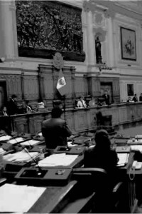 05 abril 1992: Congreso reacciona