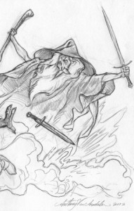 Hablando desde el meche: Adaptando a Tolkien